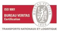 Certification ISO 9001 v. 2008