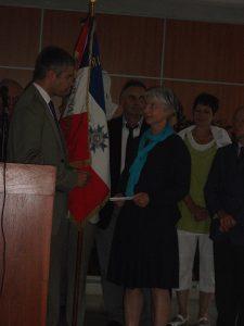 medaille d'honneur