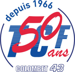 Logo 50 ans